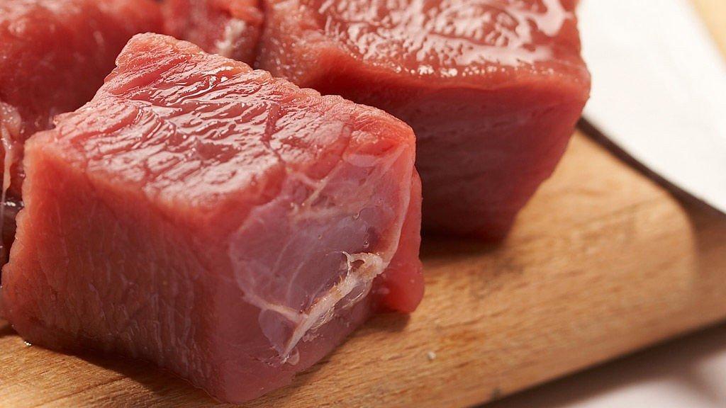 KJØTT: Dukan dietten består i hovedsak av mye mager kjøtt.