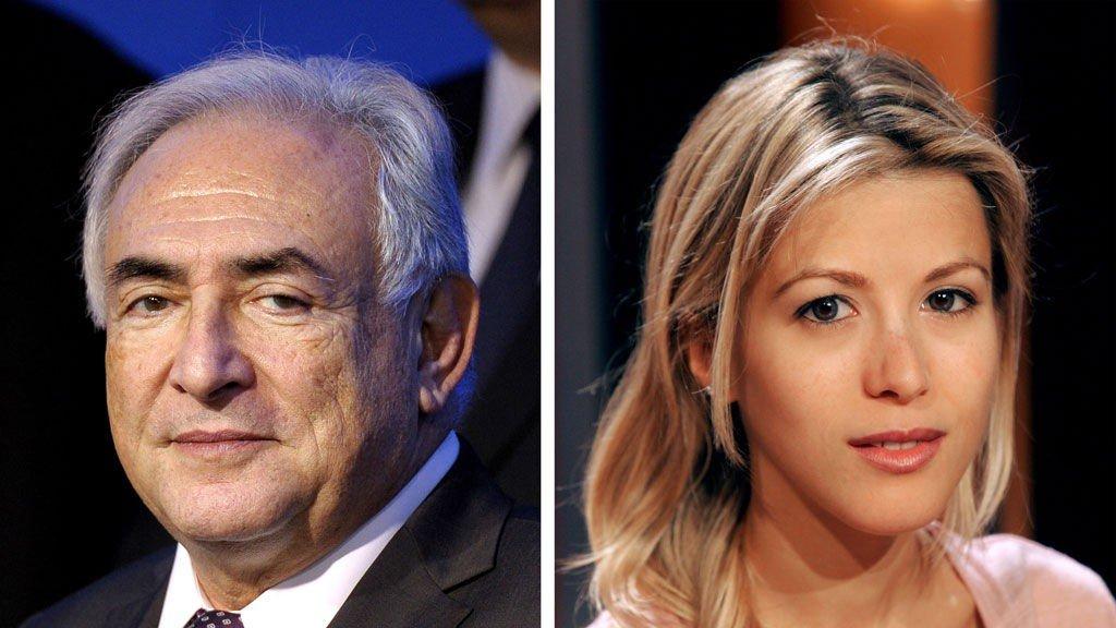 NYE AVHØR: Dominique Strauss-Kahn ble mandag kalt inn til avhør av fransk politi for å angivelig ha voldtatt den franske reporteren Tristane Banon.