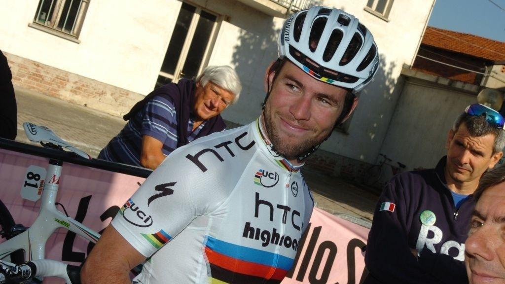 Mark Cavendish i Giro del Piemonte