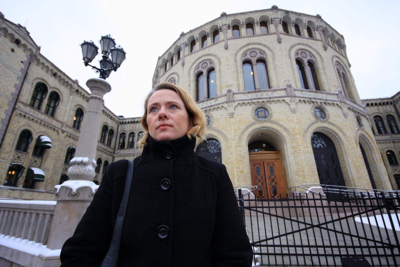 AVVISER «RAN»: Sosialbyråd Anniken Hauglie (H) avviser at byrådet «stjeler fra de unge og gir til de eldre», slik Sagene Ap hevder.