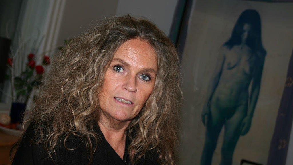 Krisesenter-leder Inger-Lise Walmsness Larsen