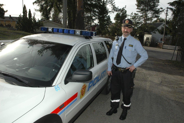 KAN DU HA SETT NOE? Politioverbetjent Dag Harald Drevsjø søker vitner.