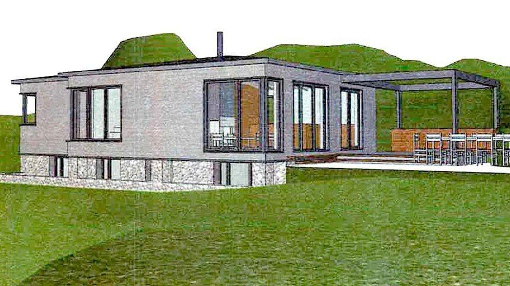 Utmerket Her er Rimi-Hagens nye hytte LC-85