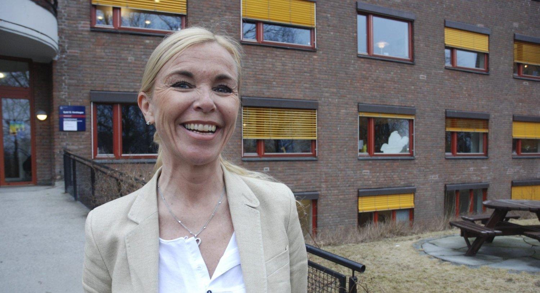 Jordmor i Bydel St. Hanshaugen Solveig Mathisen er de «gravides advokat».