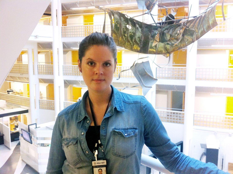 FINNER SANNHETEN: Elise Stubhaug jobber hver eneste dag med å finne sannheten, og komme til bunns i sakene hun etterforsker.