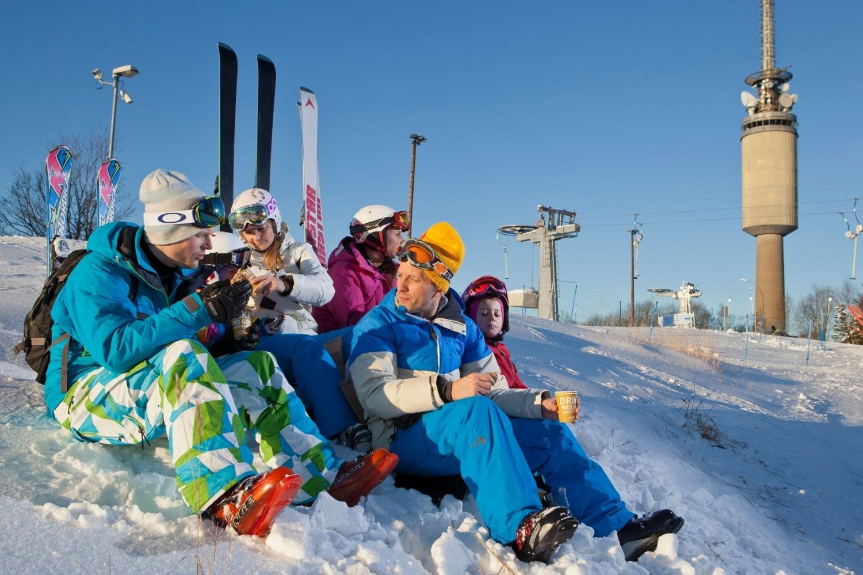 Oslo Vinterfestival er for hele familien.