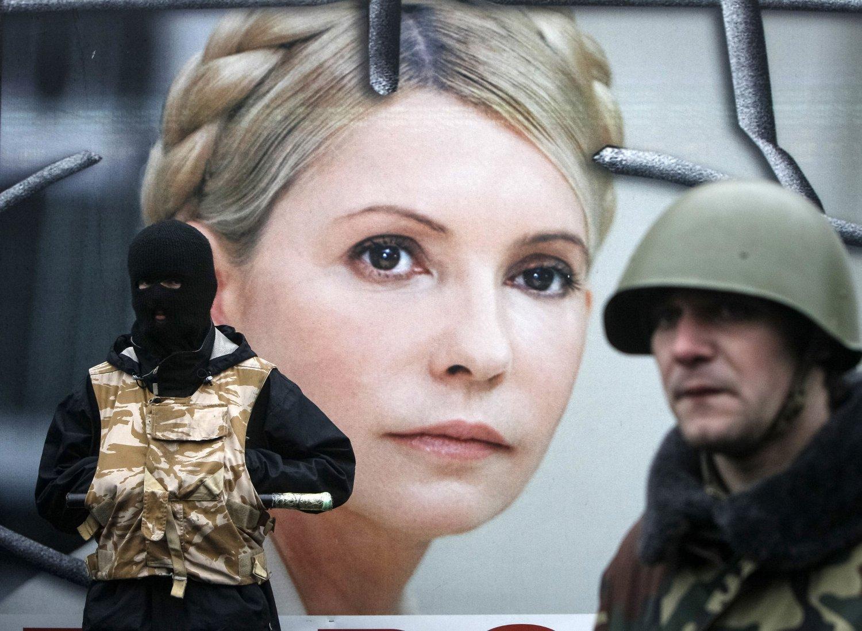 Ukrainas tidligere statsminister Julia Timosjenko er løslatt fra fengsel, opplyser Timosjenkos talskvinne til nyhetsbyrået AP.