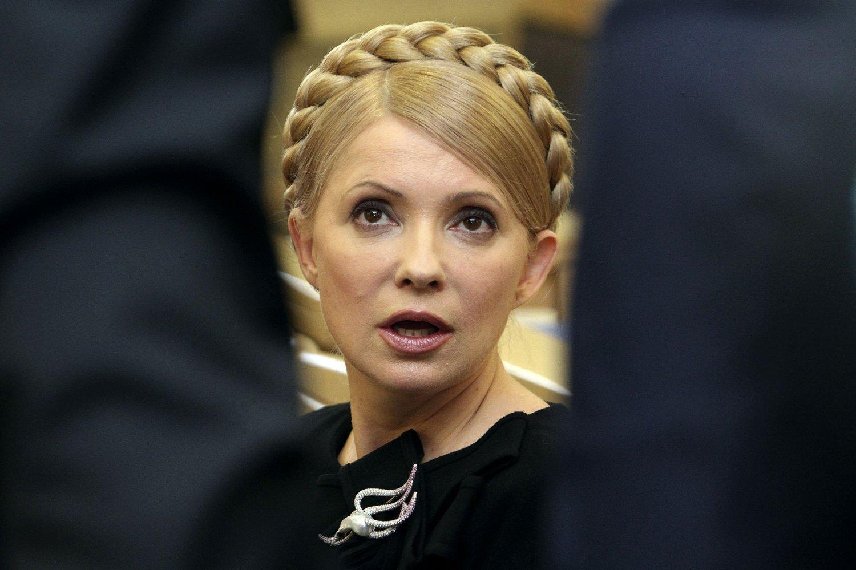 Julia Timosjenko var en av heltene under oransjerevolusjonen i 2004 og ble senere Ukrainas statsminister.