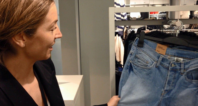 H&M lanserer en kolleksjon med klær laget av resirkulerte materialer.