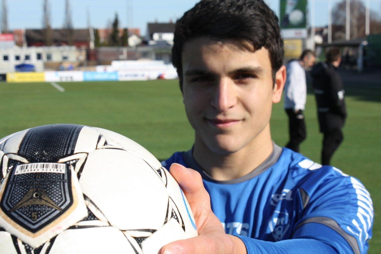 SELGES: Sarpsborg-juvelen Mohamed Elyounoussi.