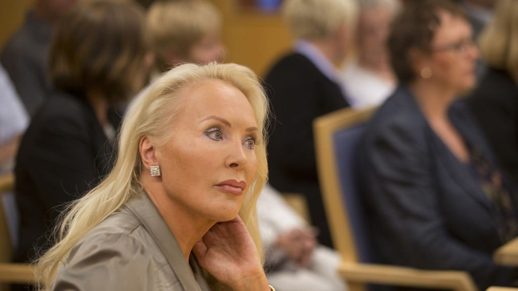 NY RUNDE I RETTEN: Advokat Mona Høiness må nok en gang i retten i striden om millionarven hun fikk av avdøde Synnøve Anker Urdahl.