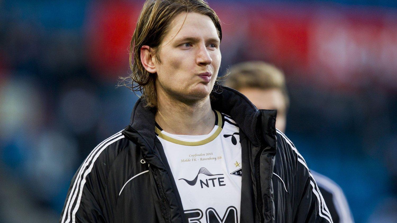 SKADET: Stefan Strandberg må stå over serieåpningen mot Viking.