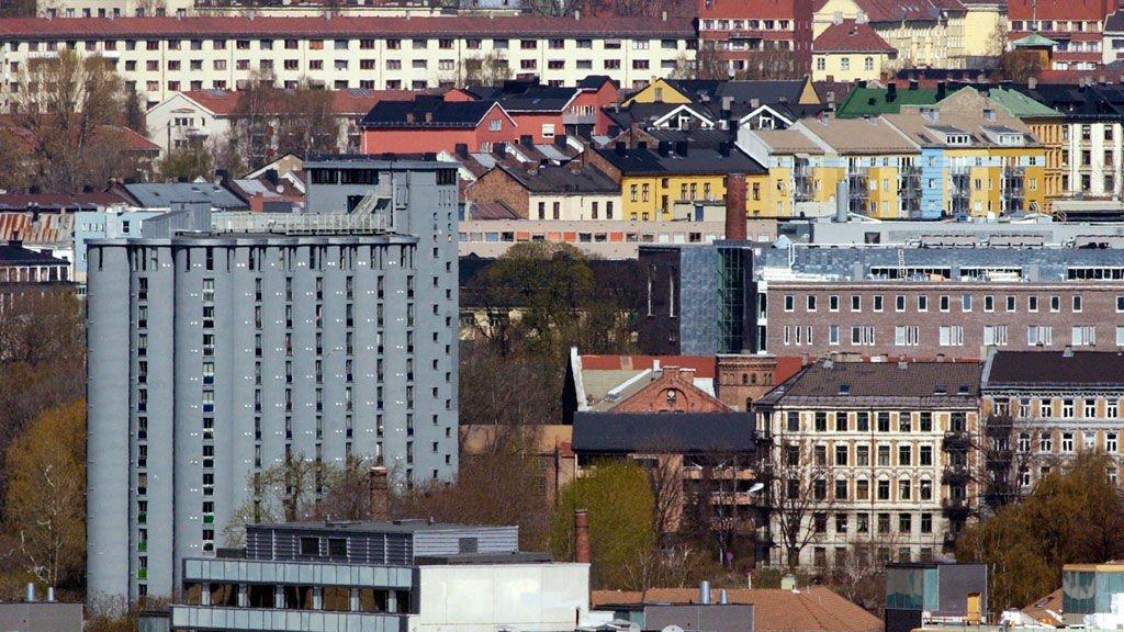 FÅR FLEST: Oslo får flest nye studentboliger i år.