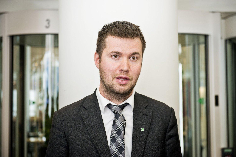 Eks-statssekretær, nå stortingsrepresentant, Geir Pollestad (Sp), klager over for lite å gjøre.