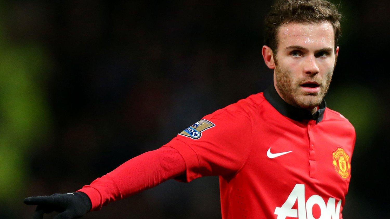 STØTT OSS! Manchester Uniteds Juan Mata håper fansen vil gi rødtrøyene en ekstra piff i onsdagens mesterligamøte med Olympiakos på Old Trafford.