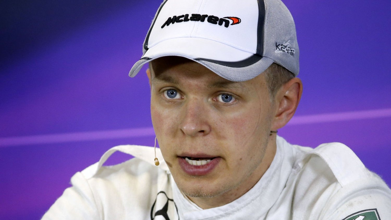 IMPONERER: Danske Kevin Magnussen har fått en god start på formel 1-sesongen.