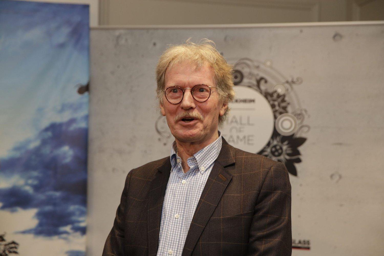 FAVORITT: Nordmenn vil ha Øystein Sunde med i «Hver gang vi møtes». Selv er han usikker.