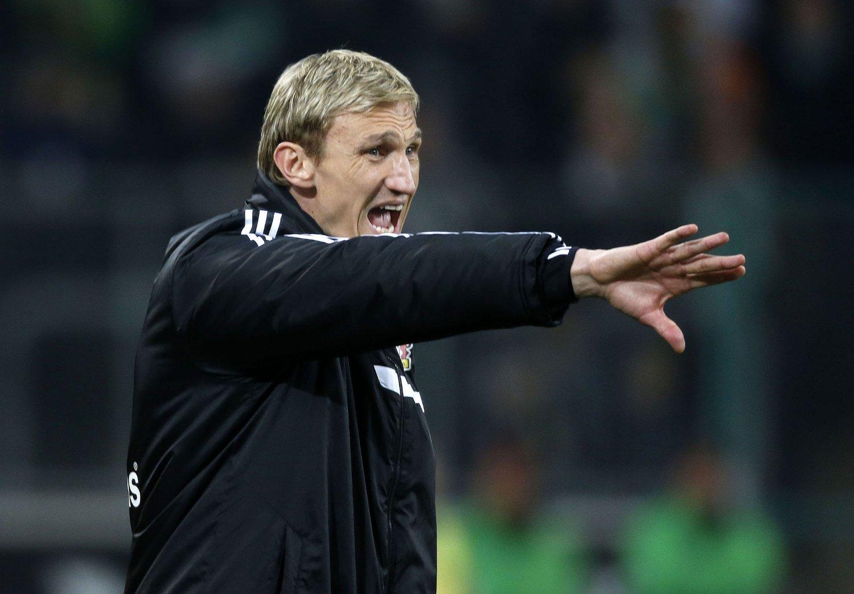 FERDIG: Sami Hyypiä skal være ferdig som Leverkusen-manager.