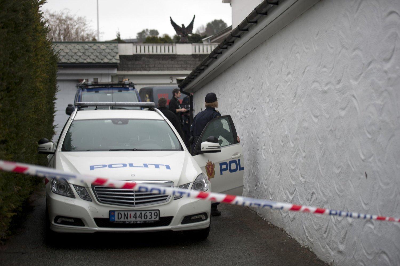Mistenkelig dødsfall på Mathopen i Bergen.