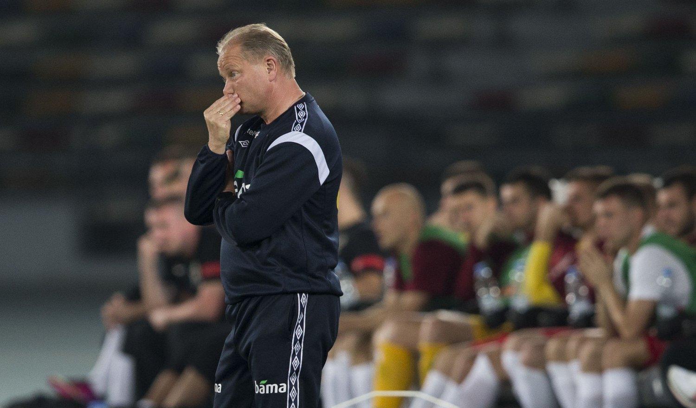 OPP: Per-Mathias Høgmo og Norge avanserer på FIFA-rankingen.