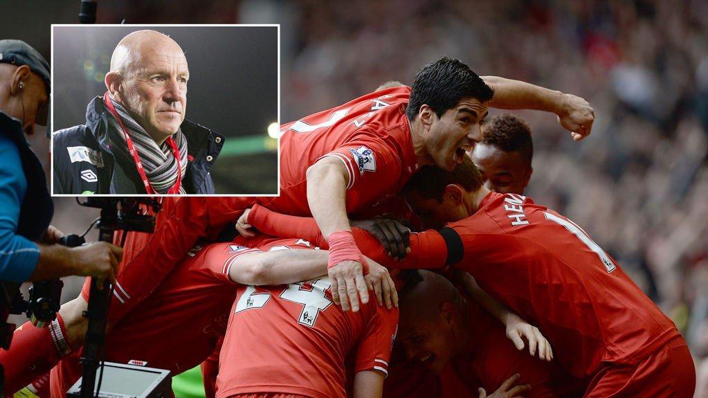 IMPONERT: Nils Johan Semb har latt seg imponere av Brendan Rodgers Liverpool. Foto: Reuters / NTB Scanpix