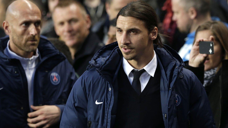 MISTET BROREN: Zlatan Ibrahimovic mistet sin bror forrige uke.