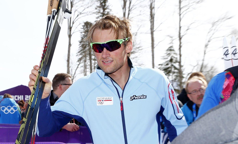 TAKKER NEI: Petter Northug sier han kommer til å takke nei til landslaget.