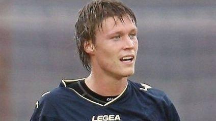 DEBUTMÅL: Mats Stokkelien debuterte med scoring i New York Cosmos.