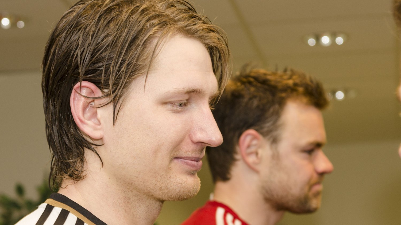 KREVER SKJERPING: Stefan Strandberg mener Rosenborg må skjerpe seg hvis klubben skal vinne gull i år.