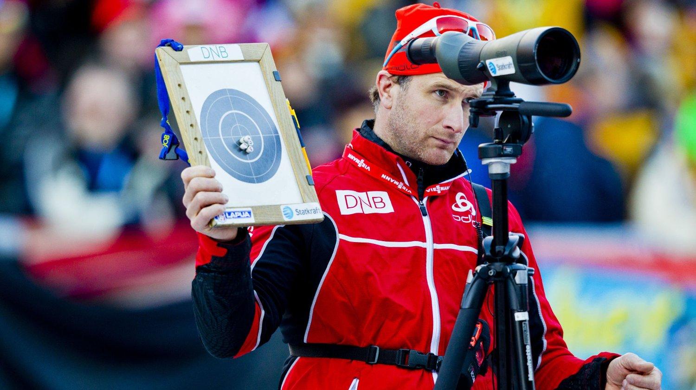 Egil Gjelland (40) blir ny herretrener for skiskytterherrene.