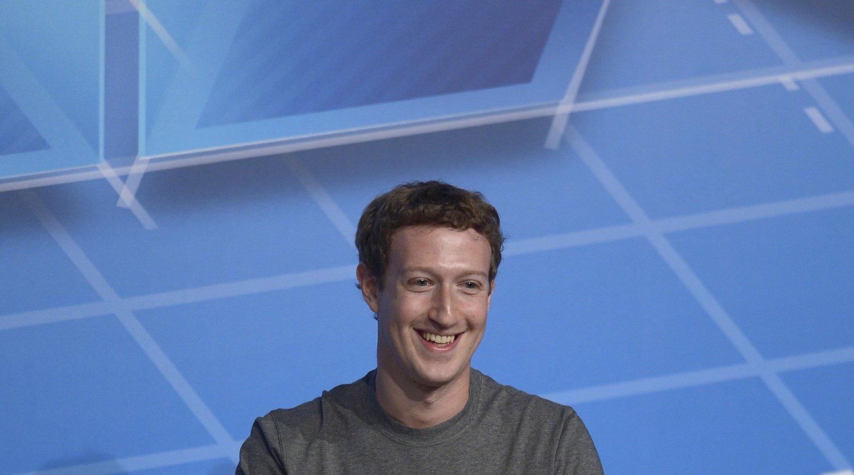 Mark Zuckerberg (29) er verdens mektigste leder innenfor sosiale medier. Nå sier kilder til Financial Times at han snart blir banksjef.
