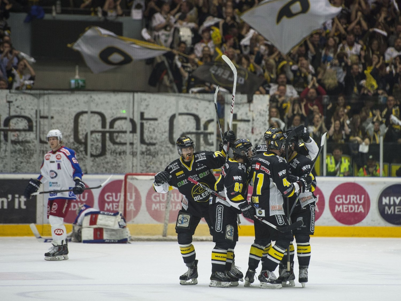 VANT FINALEN: Stavanger Oilers er norgesmestere.