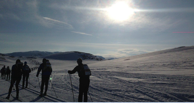 Nordmenn elsker å bruke tid på ferie- og fritidsaktiviteter.