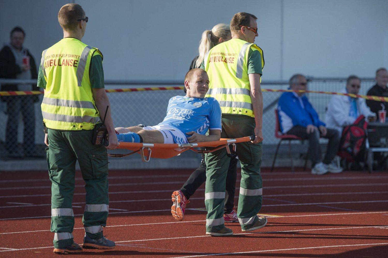 Sandnes Ulfs midtbaneprofil Malaury Martin (25) har ødelagt korsbåndet. Dermed er sesongen over for franskmannen, skriver Stavanger Aftenblad.
