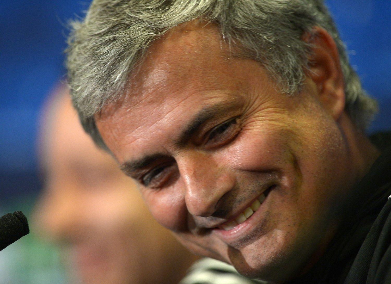 TILGIR: Jose Mourinho har lagt kritikken fra Brendan Rodgers bak seg.