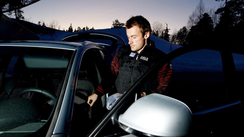 INNRØMMER PROMILLEKJØRING: Petter Northug innrømmer å ha kjørt i beruset tilstand.