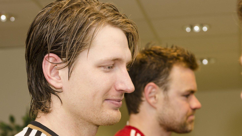 SNAKKER UT: I en pressemelding forteller Stefan Strandberg hvorfor han ikke spilte kampen mot Lillestrøm.