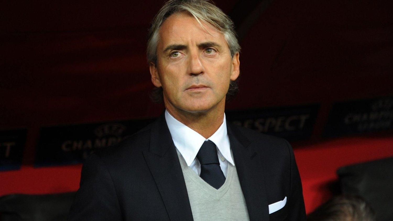 FERDIG: Roberto Mancini takker for seg i Galatasaray.