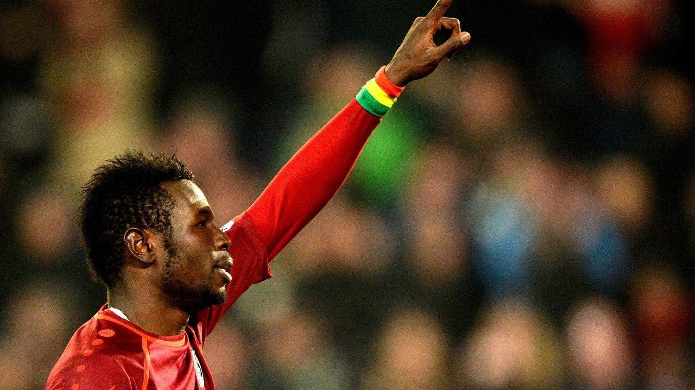 TIL STOKE: Mama Biram Diouf er klar for Stoke.