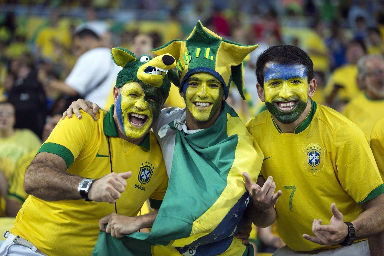 Skal vi tro meglerhusene og bookmakerne, er den brasilianske optimismen velbegrunnet.
