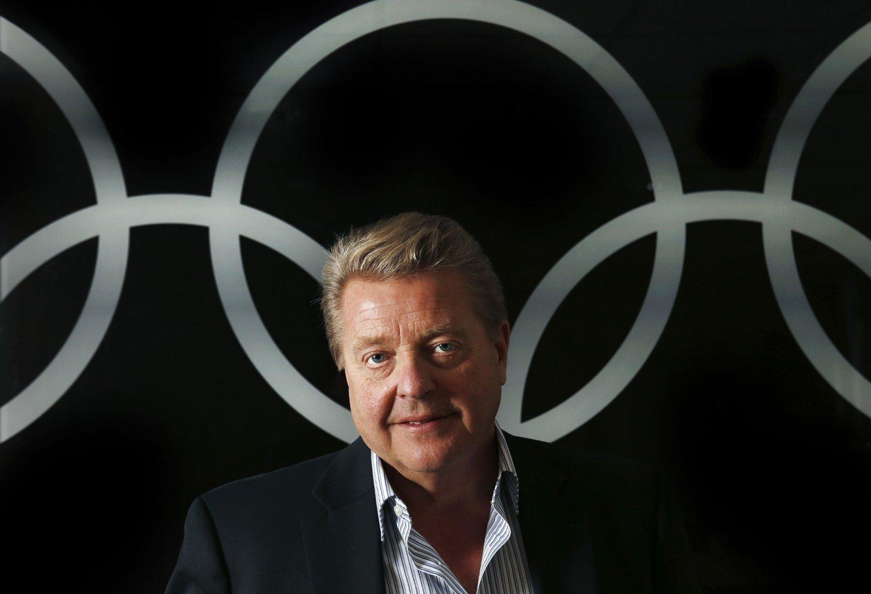 LOVNADER: Idrettspresident Børre Rognlien sier at Oslo-OL ikke vil arve Sotsji-problemer.