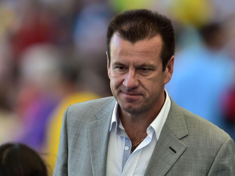 AKTUELL: Den tidligere brasilianske fotballspilleren og landslagstreneren Dunga skal være aktuell for å ta over for Luiz Felipe Scolari.