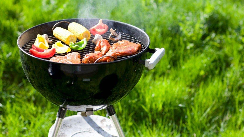 GOD GRILLSOMMER: Salget av svinekjøtt har steget i takt med det varme sommerværet.