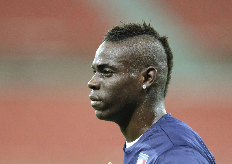 TILBUDT TIL ARSENAL: Milan vil selge Mario Balotelli til Arsenal.