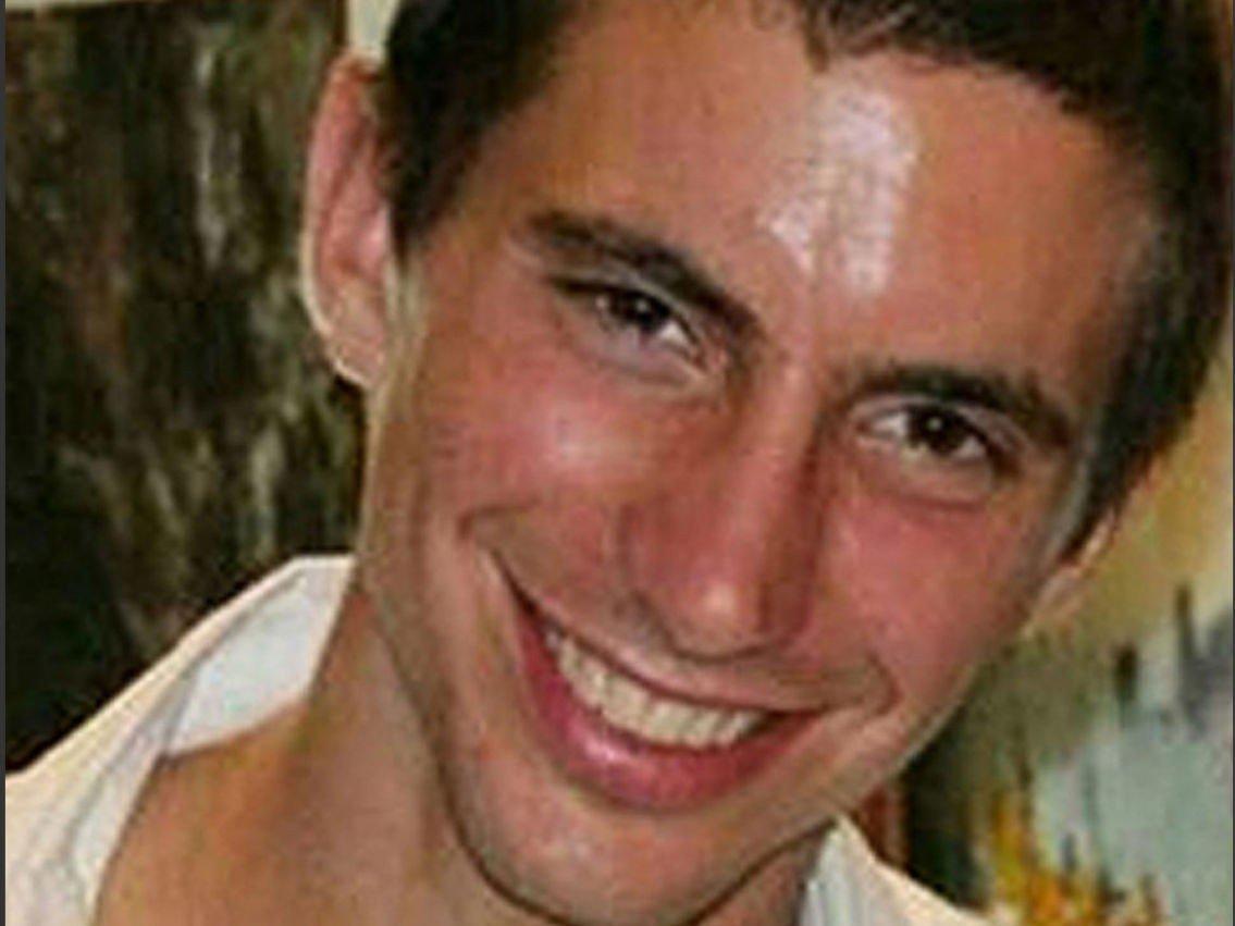 FORSVANT: Soldaten Hadar Goldin forsvant da han og medsoldater jobbet med å ødelegge en tunnel fredag morgen. Hans to kolleger ble drept.