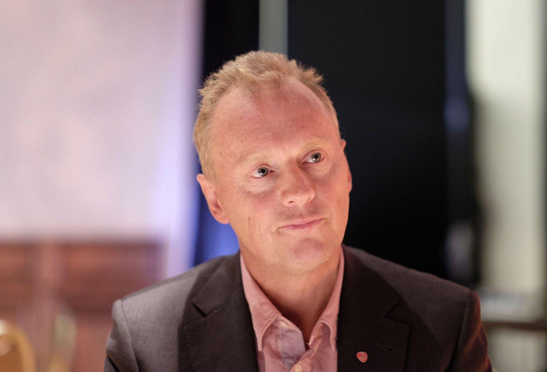 Aps partisekretær Raymond Johansen bekrefter at han er kandidat til å bli ny byrådsleder i Oslo.