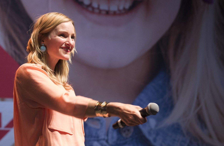 STILLER IKKE: Inga Marte Thorkildsen sier at det ikke er aktuelt for henne å være kandidat for SV i Oslo i valget til neste år. Foto: Terje Bendiksby / NTB scanpix