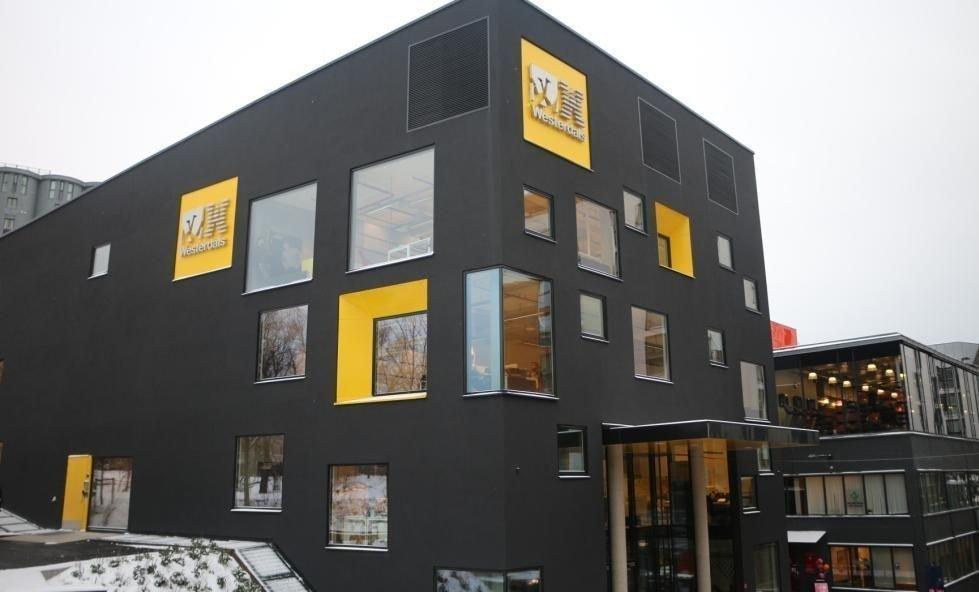 Westerdals er en av skolene som er med i rusundersøkelsen.