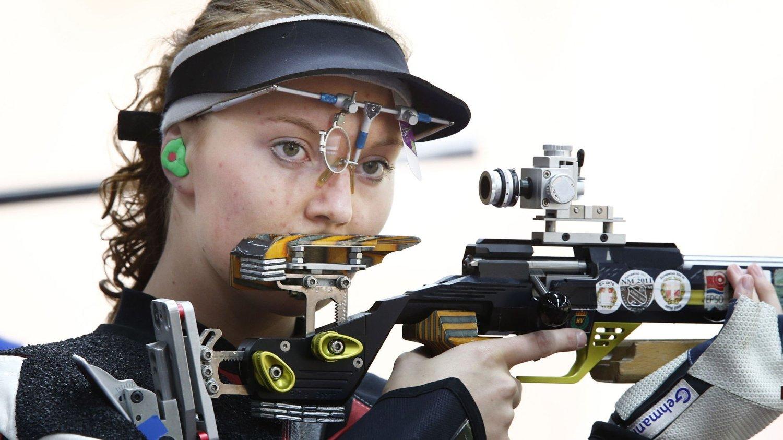 Malin Westerheim sikret seg VM-bronse i 50 meter rifle halvmatch fredag, etter å ha tatt seg til finale som åttende og siste skytter.