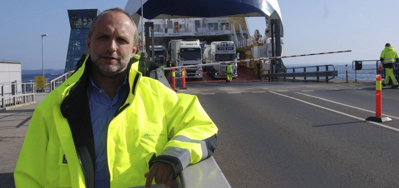SJEF: Den nye Bastø Fosen-direktøren, Øyvind Lund, ønsker at også elbilene skal betale for seg.